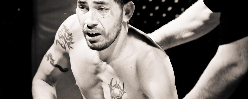 beaten fighter