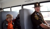 Trooper on Bus Lead Image