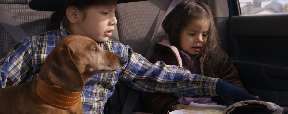 Martys Kids and Dog